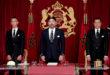 الملك يفتتح الدورة الأولى من السنة التشريعية الجديدة